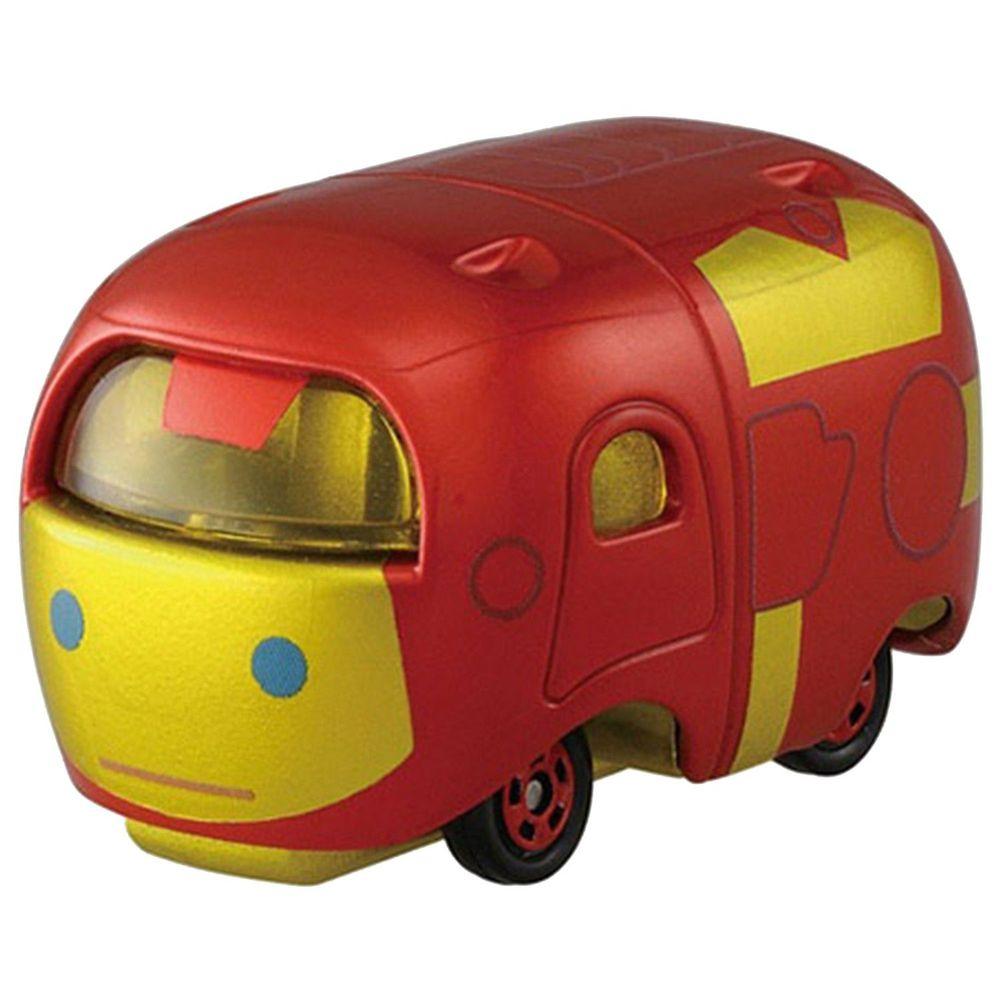 Tomica - 【TOMICA】Disney Tsum Tsum! 疊疊樂小車 漫威 鋼鐵人