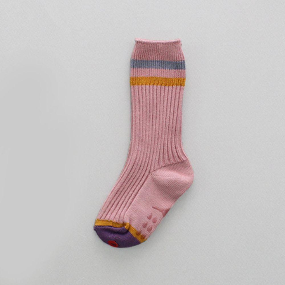 韓國 Kokacharm - 韓國製及膝襪-單件-Amsterdam-紙盒裝
