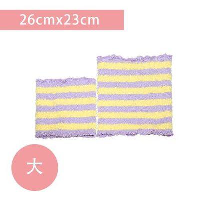 輕柔透氣伸縮肚圍-紫萊姆-大(26cm*23cm)