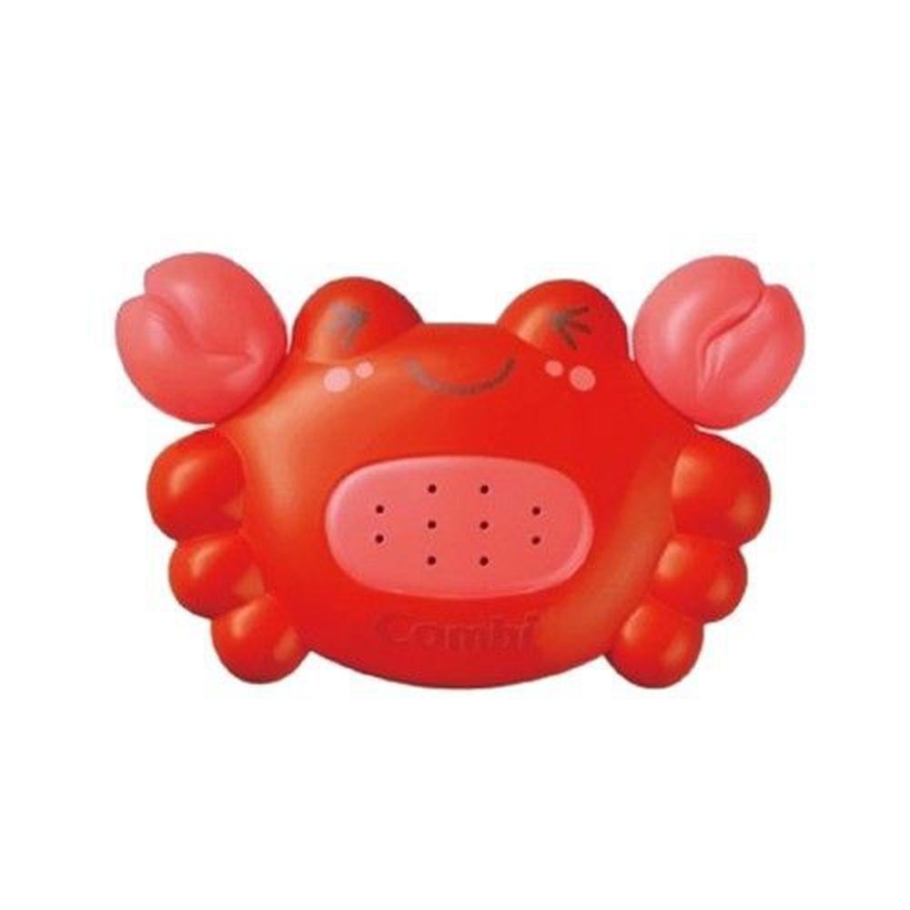 日本 Combi - 洗澡玩具-螃蟹-12個月起