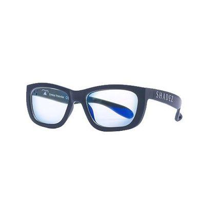 兒童抗藍光眼鏡-酷炫灰