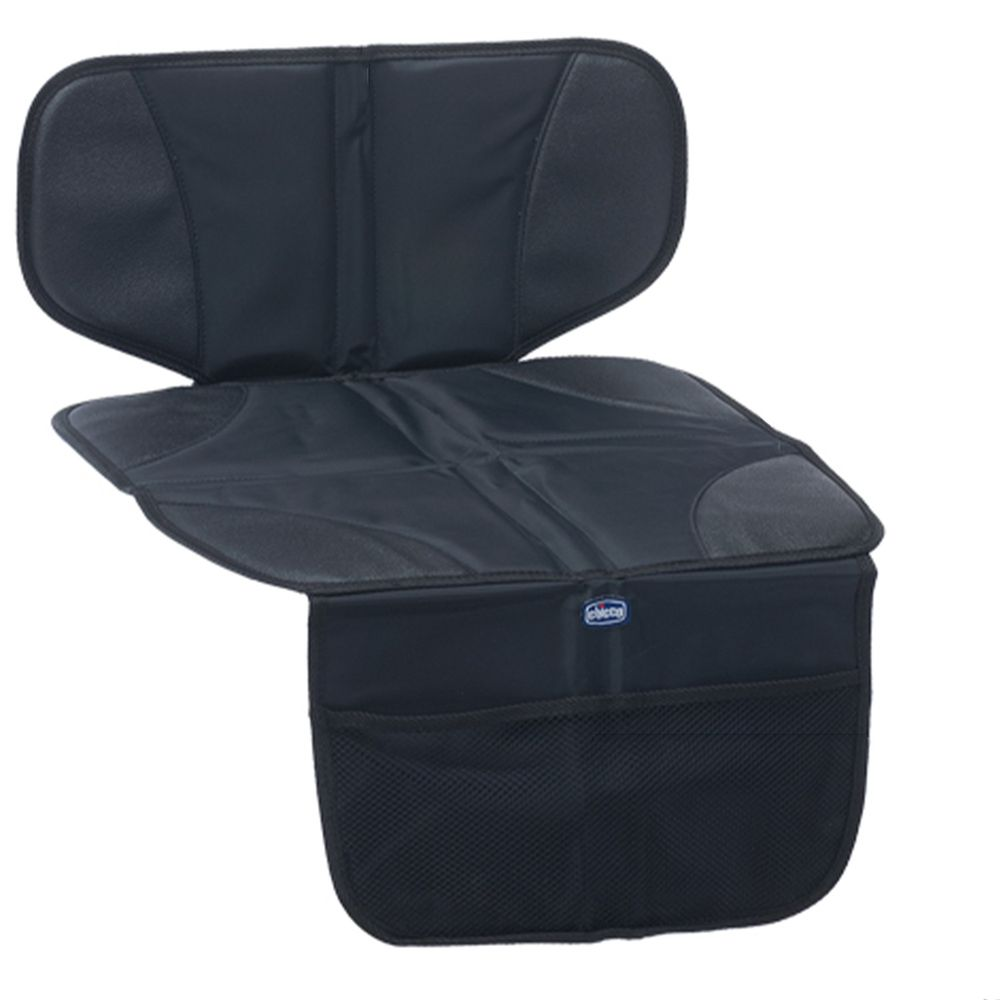 義大利 chicco - 汽座保護墊+置物袋