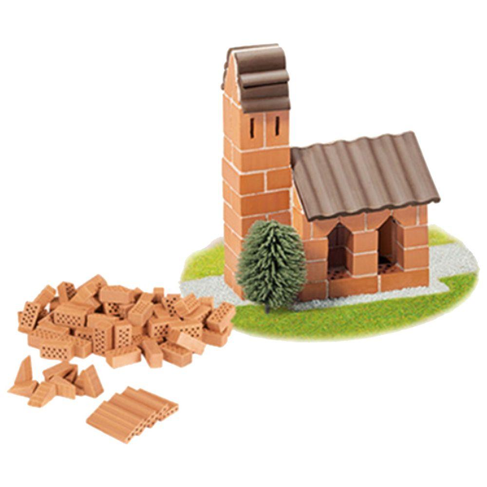 德國 teifoc - 益智磚塊建築玩具-教堂-TEI4050-團購專案