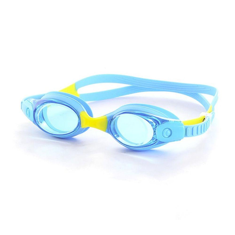 德國 BeverlyKids - 兒童泳鏡-藍黃色 (4歲以上 [45~58cm])