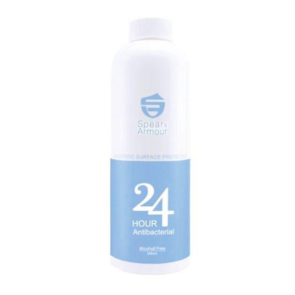 美國Spear&Armour思必兒 - 長效抗菌補充瓶更環保、省錢-24小時表面長效防護補充瓶-500ml