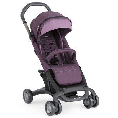 Pepp Luxx 推車-紫色(前扶手)-贈品牌專屬手提袋