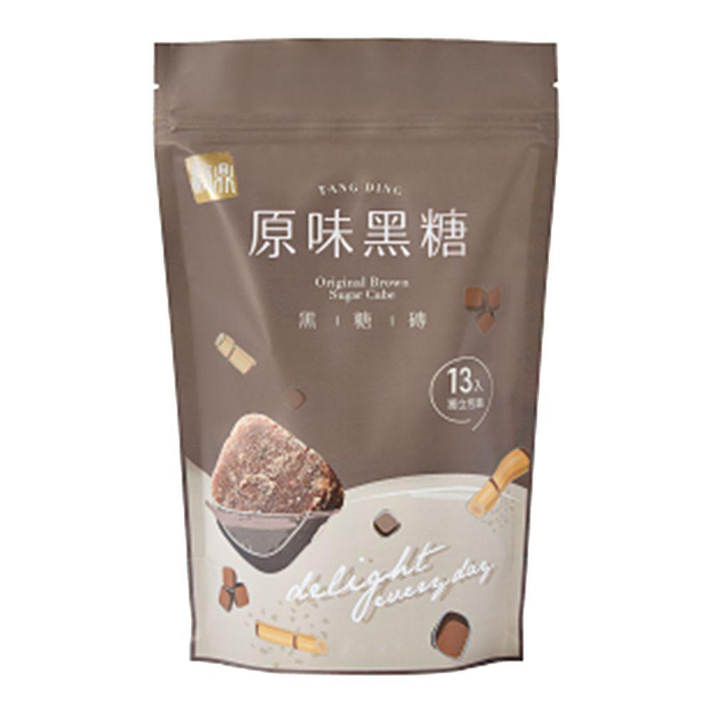 糖鼎黑糖磚 - 原味黑糖-13入 (大)-30g*13入/包