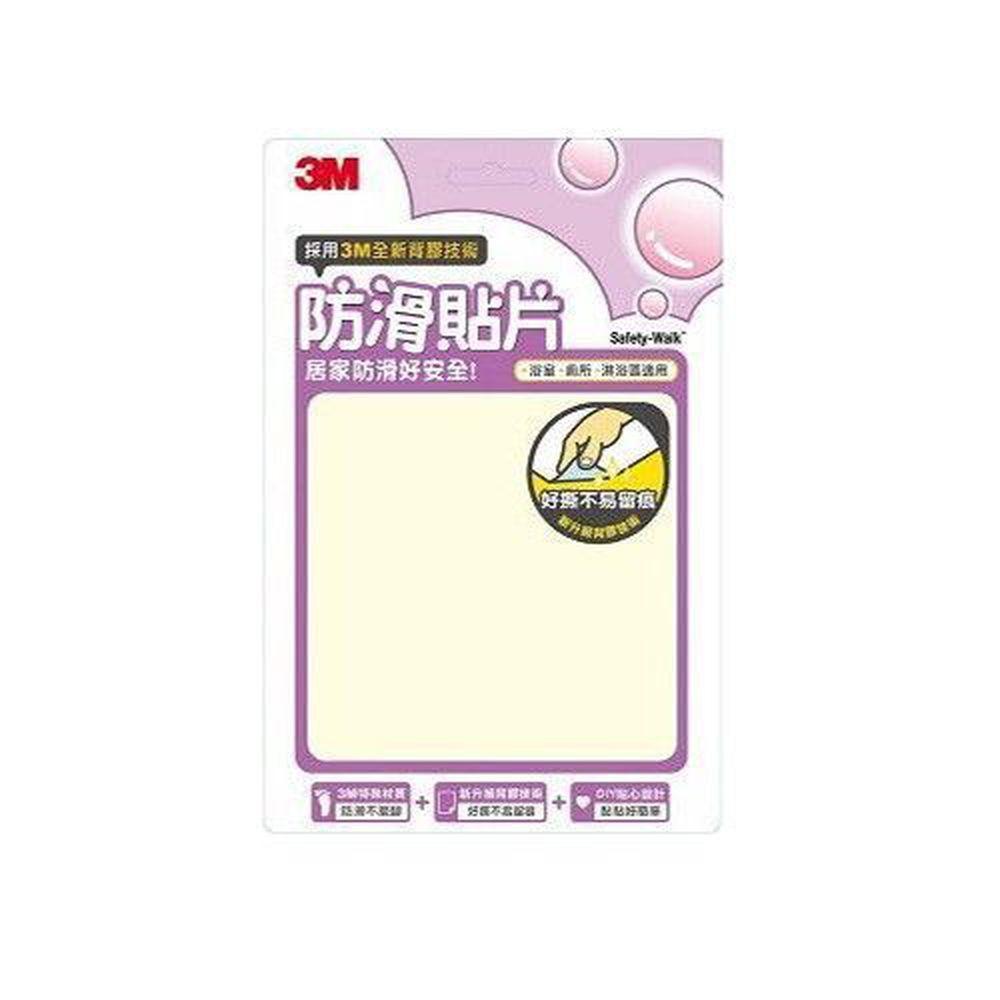 3M - 防滑貼片-透明-6入