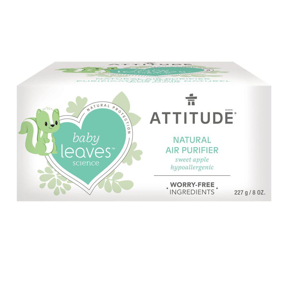 加拿大 ATTITUDE 艾特優 - 天然活性碳空氣芳香器-甜蘋果-227g
