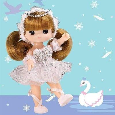 迷你小MIMI-天鵝公主