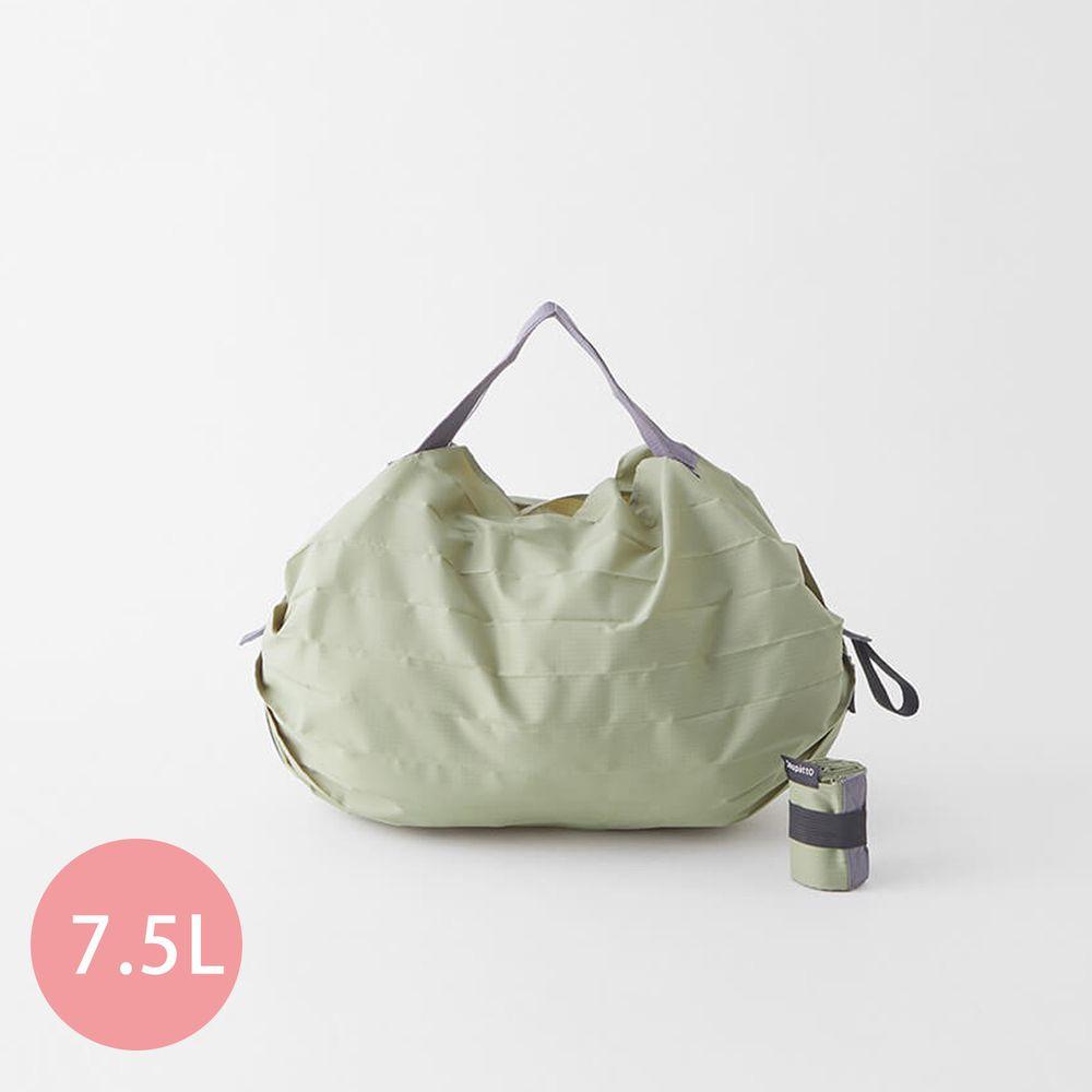日本 MARNA - Shupatto 秒收摺疊購物袋-五週年限定升級款-森林綠 (S(30x26cm))-耐重3kg / 7.5L
