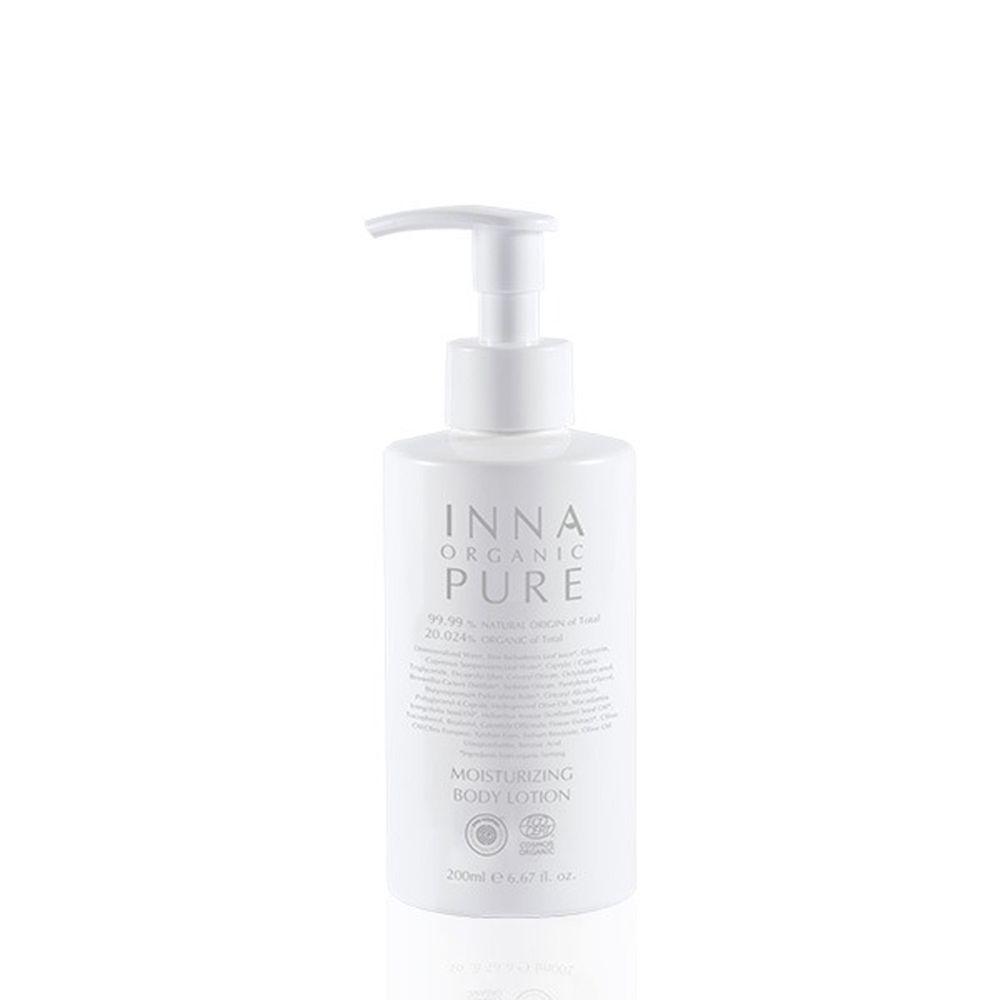 童顏有機Inna Organic - 初生輕潤身體乳-二入組-400ml *2