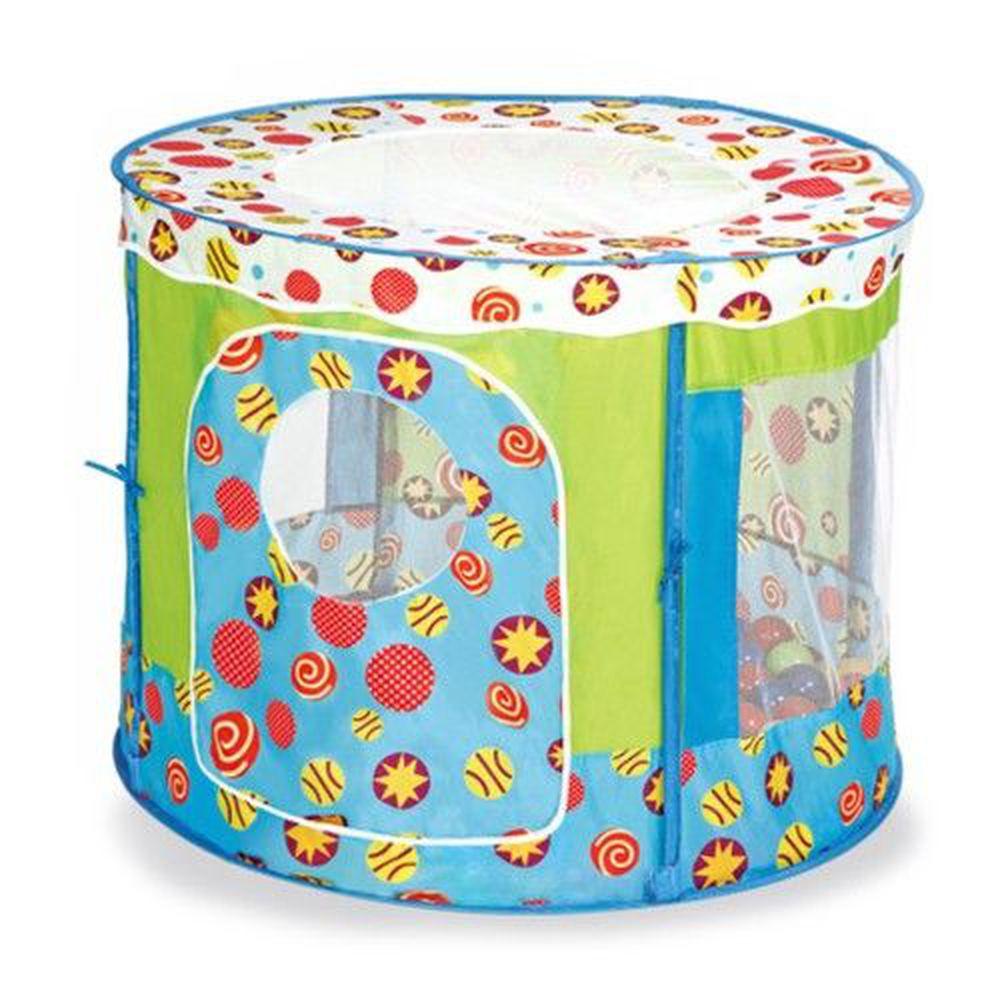DJ Toys - 寶貝星球遊戲球屋-球屋1個+提袋1個