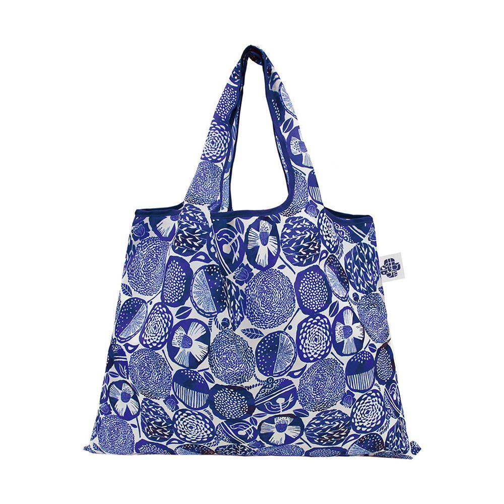 日本 Prairie Dog - 設計包-藍色大麗花