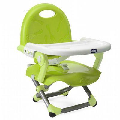 Pocket snack攜帶式輕巧餐椅-萊姆綠
