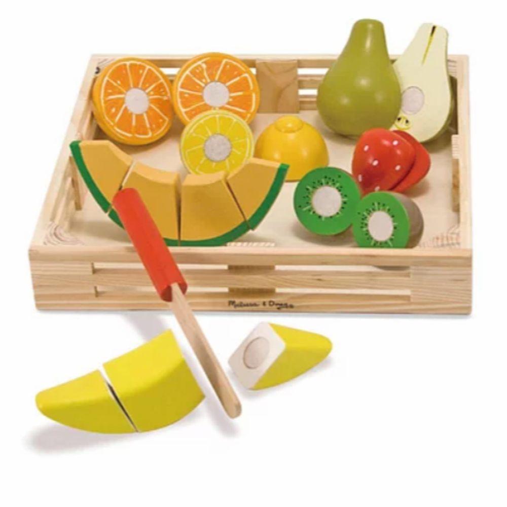 美國瑪莉莎 - MD 玩食趣-切水果組