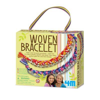 好朋友藝術編織手環 Woven Bracelets-2條手鍊