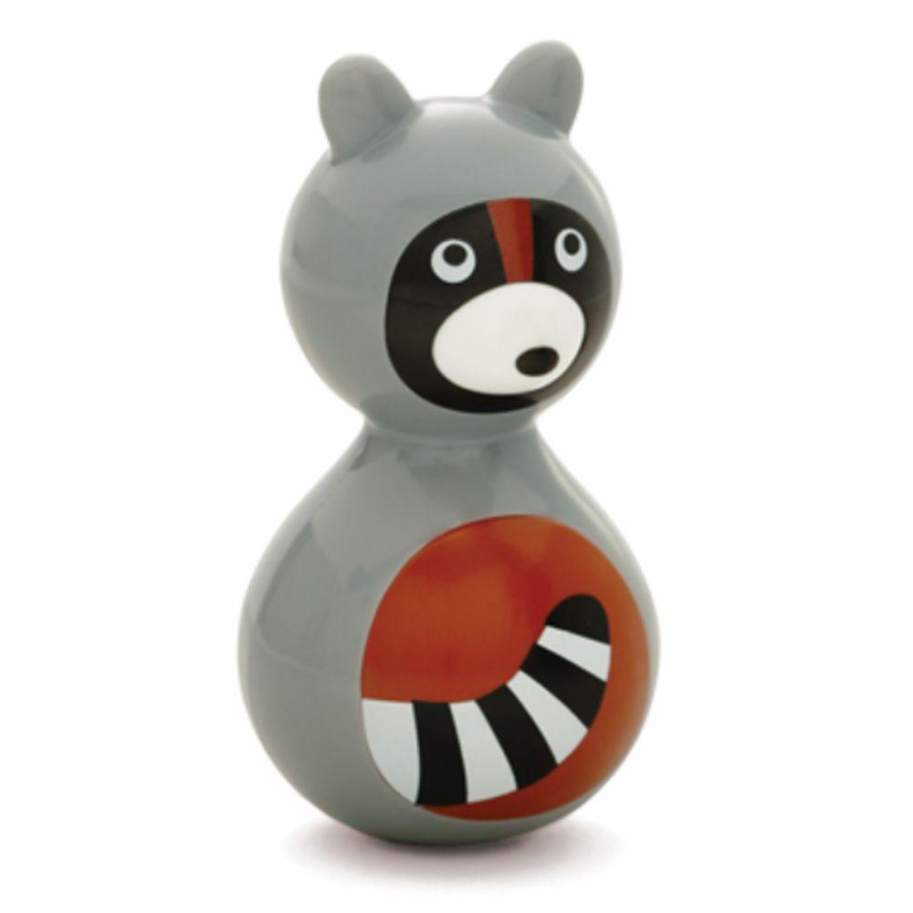 美國 Kid O - 動物不倒翁-浣熊