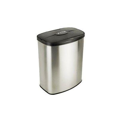 時尚不銹鋼感應垃圾桶(廚衛系列) (8L)