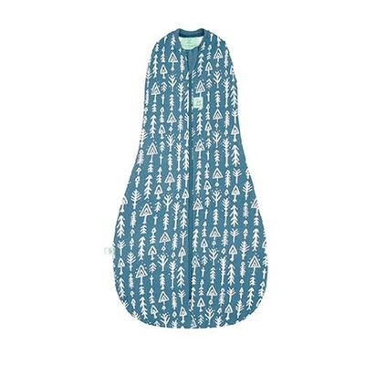 澳洲 ergoPouch - ergoCocoon二合一舒眠包巾-0.2Tog-針葉藍