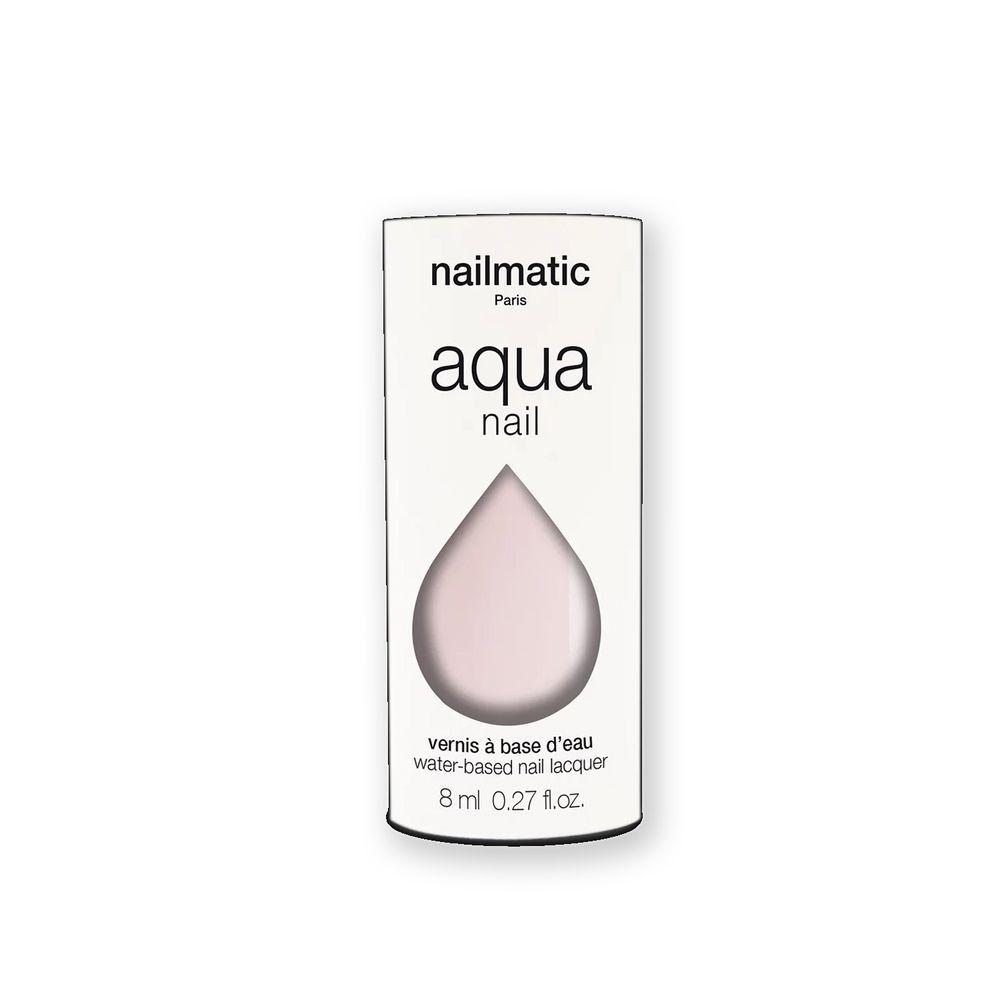 Nailmatic - Nailmatic 水系列經典指甲油-Sakura 透亮櫻花粉-8ml