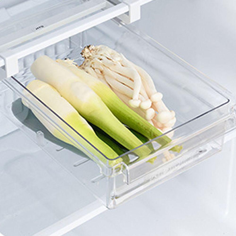冰箱擴充收納層架抽屜-長方形