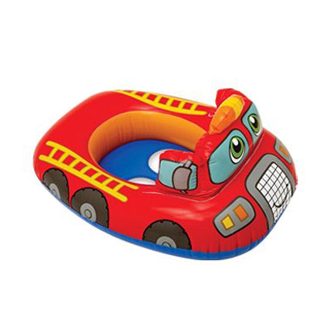 INTEX - 【限量促銷】幼童造型游泳圈-適用1-2歲-快艇