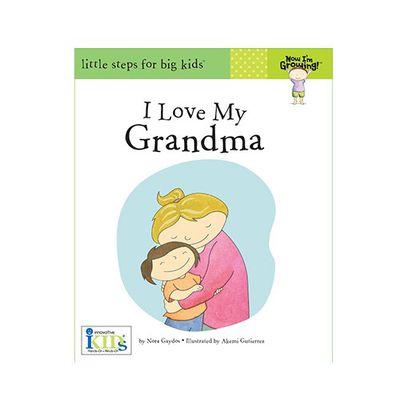 寶寶禮儀書-親愛的奶奶