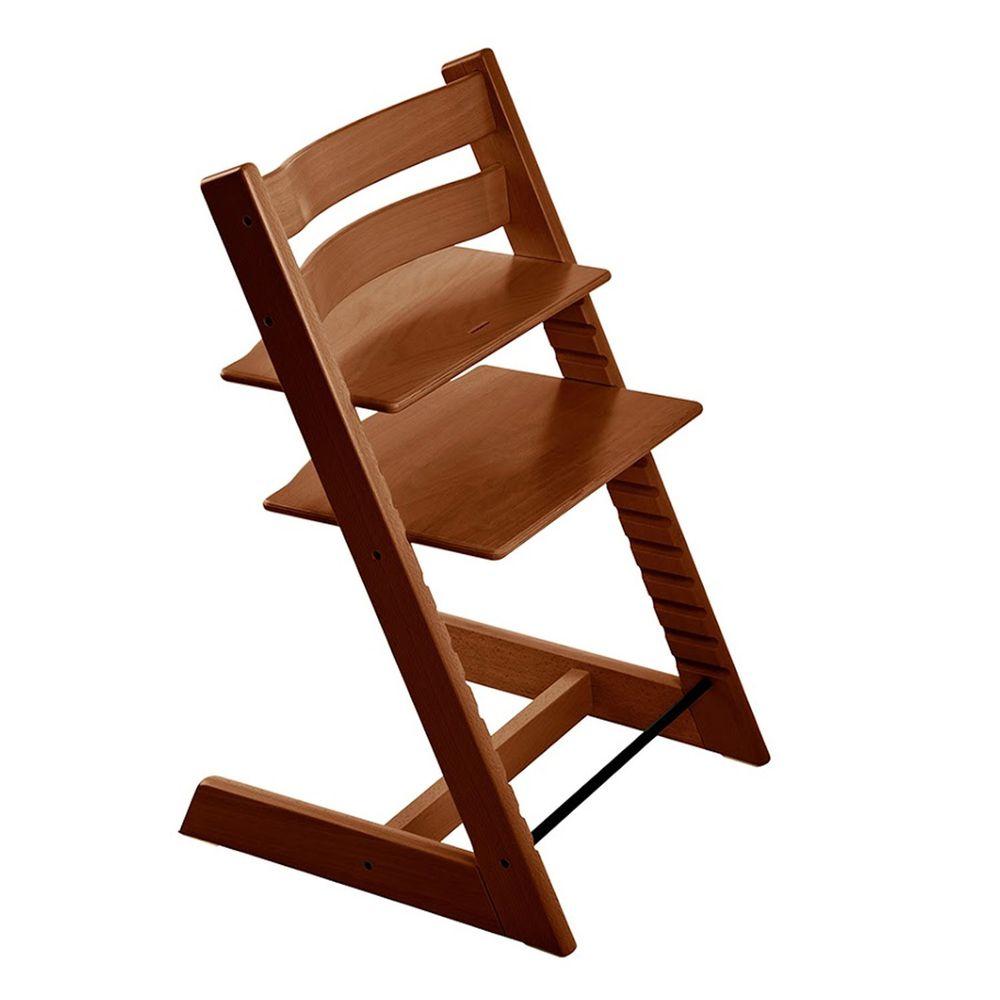 Stokke - Tripp Trapp 成長椅-核桃棕色