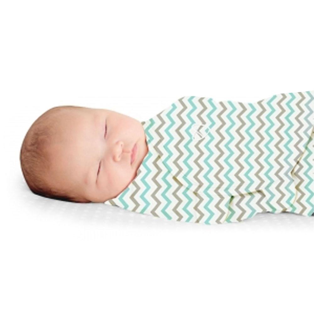 Summer Infant - 聰明懶人育兒包巾-時尚簡約風-適用年齡:0~3個月