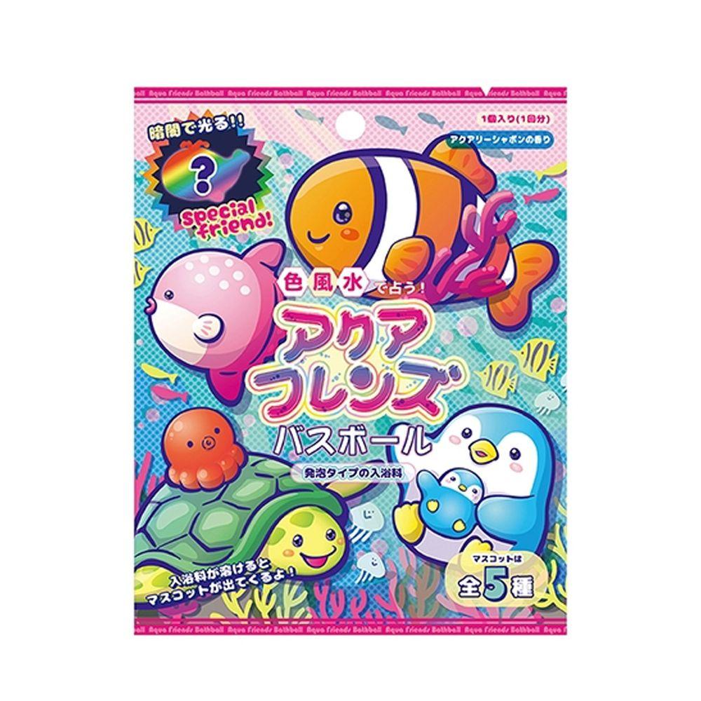 日本NOL - 可愛海洋動物入浴球