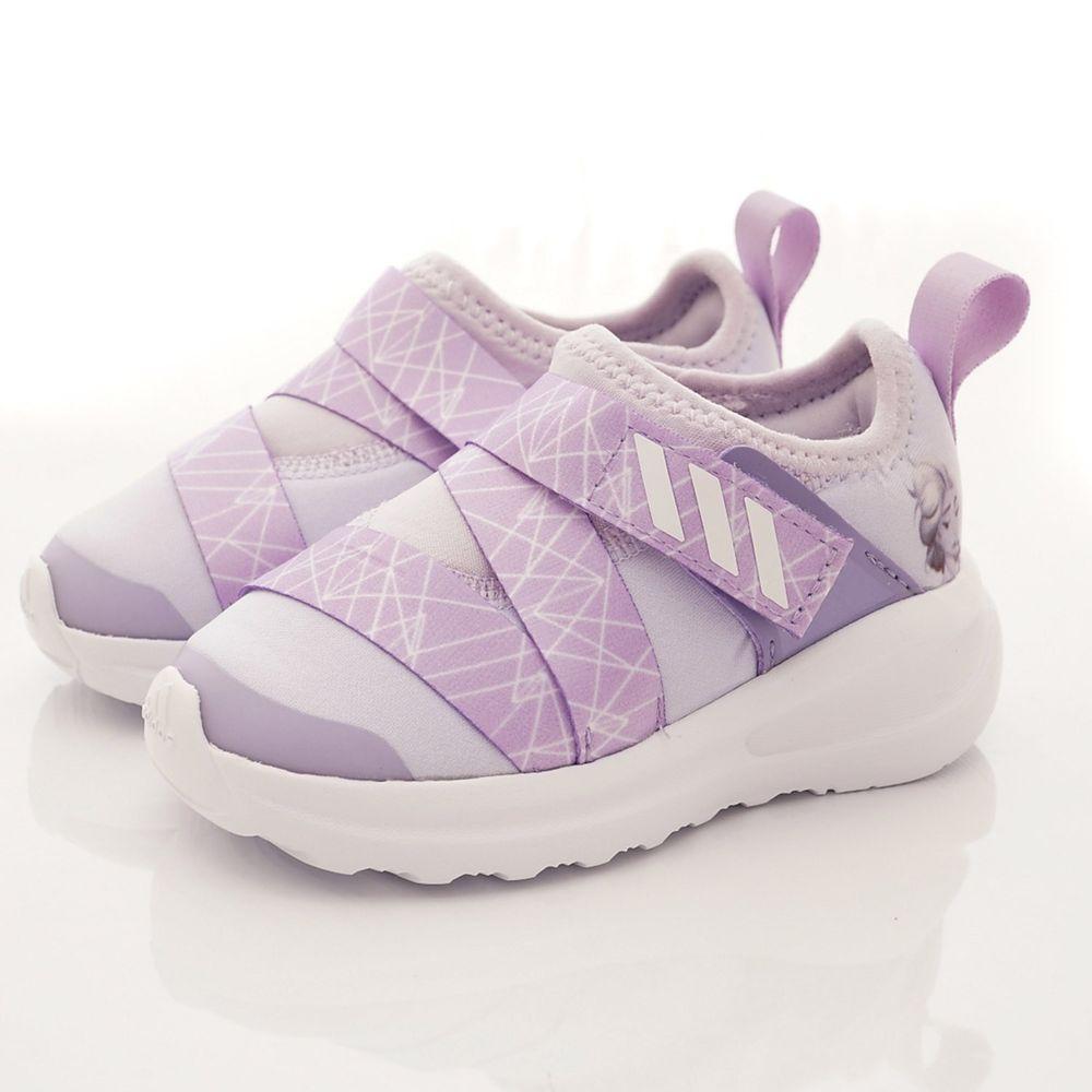 adidas - 機能童鞋-冰雪奇緣聯名學步鞋款(寶寶段)-紫