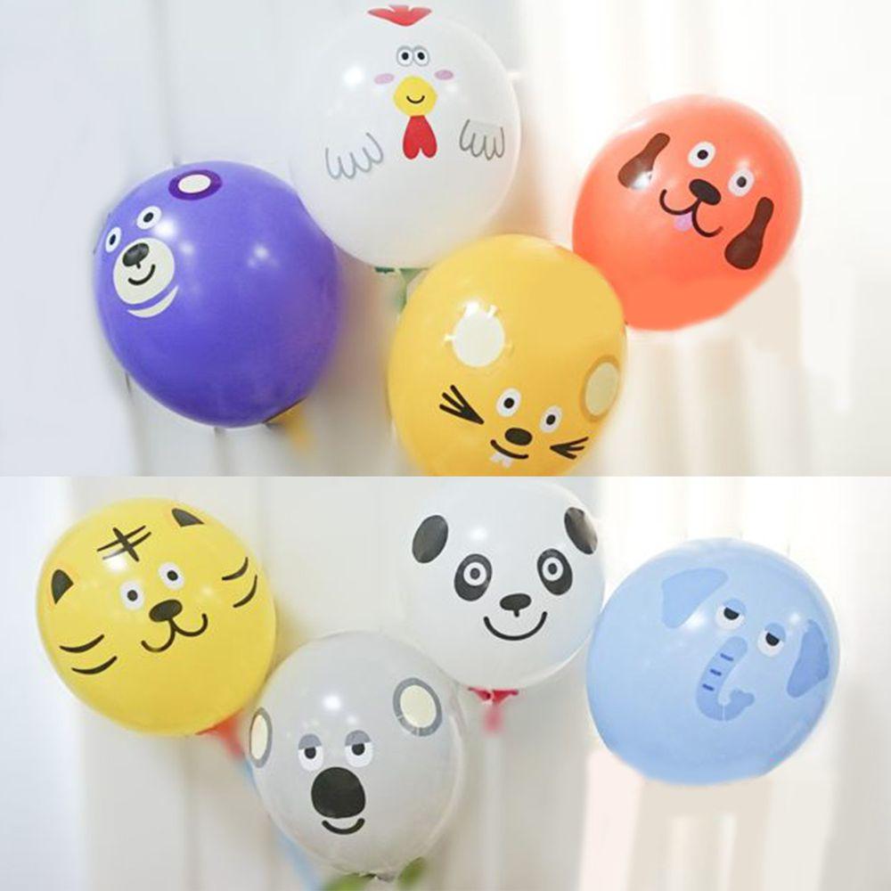 大倫氣球 - 氣球動物貼紙A+B組