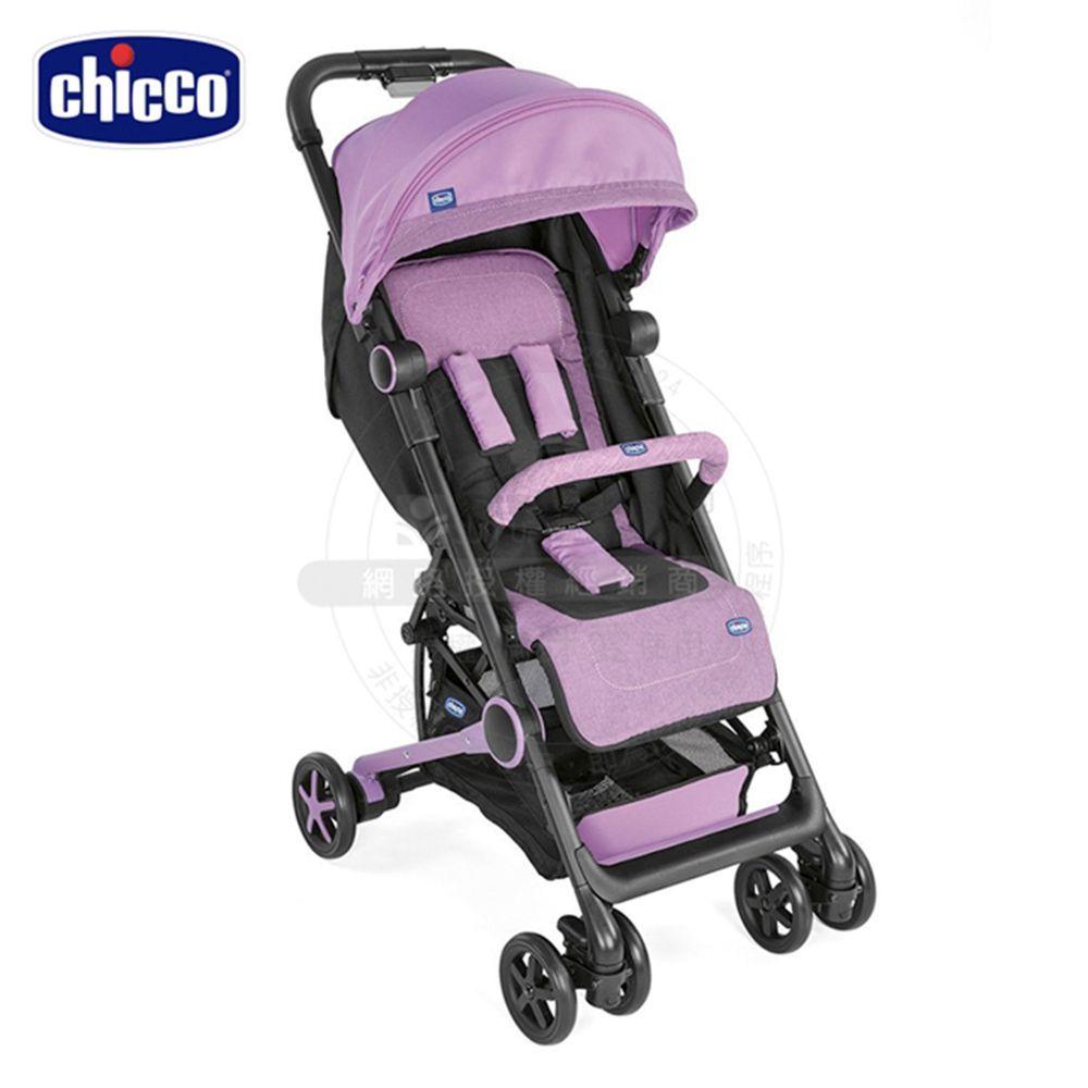 義大利 chicco - Miinimo2輕量摺疊手推車-丁香紫