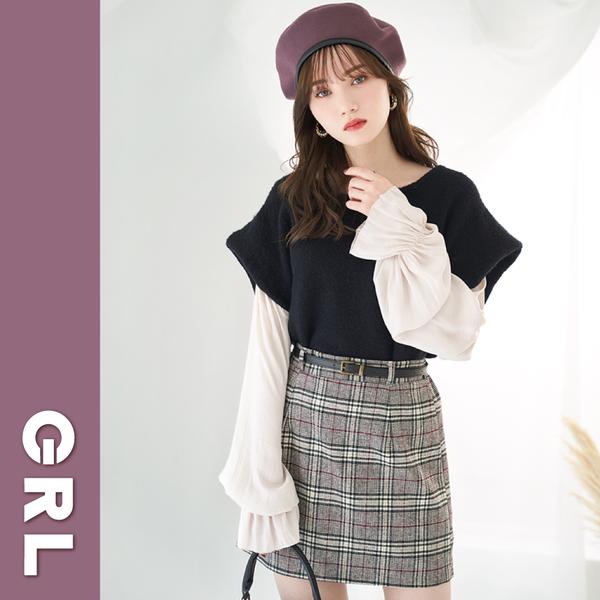 【日本GRL】日雜模特最愛流行女裝品牌 ♡週週上新款♡