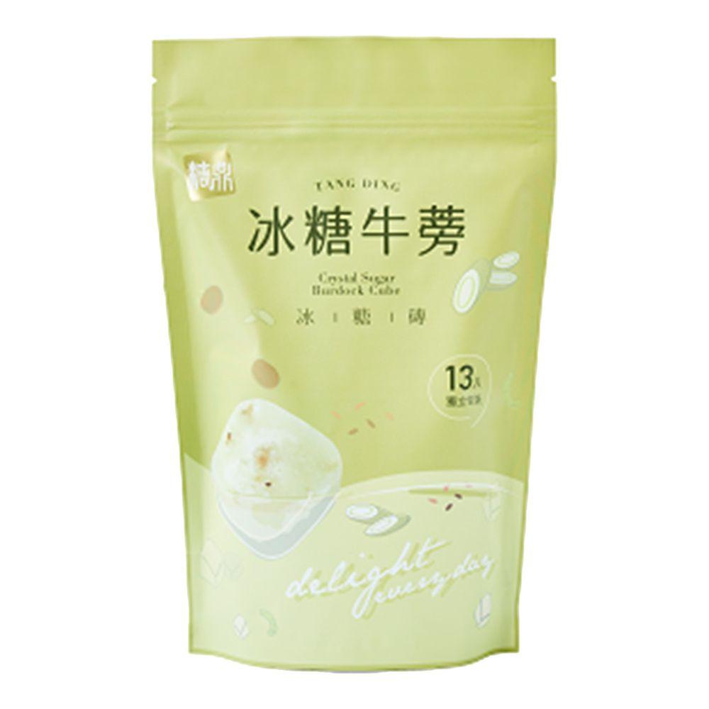 糖鼎黑糖磚 - 冰糖牛蒡-13入 (大)-30g*13入/包