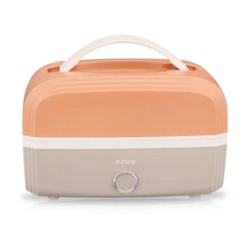 KINYO - 小飯包-多功能電子蒸飯盒 (ELB-5030)-茶香柑橘 (W242xH150xD122 mm)