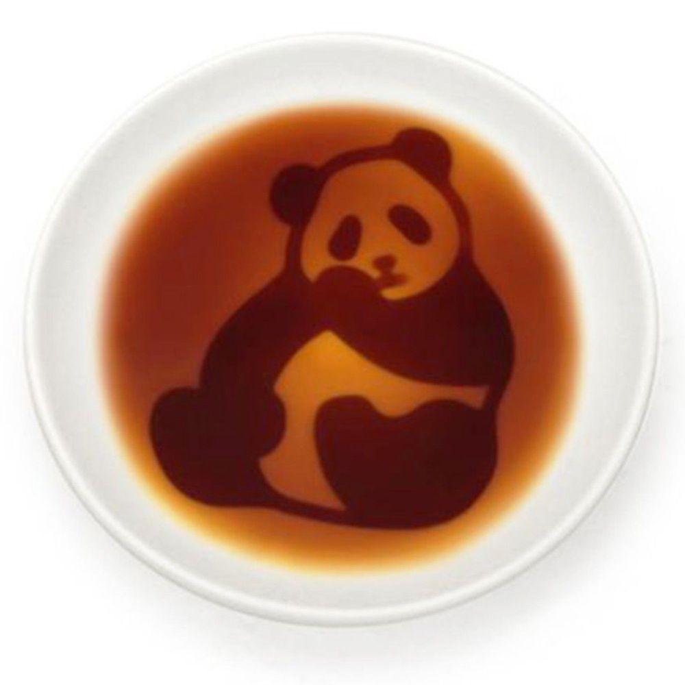 ARTHA - 熊貓醬料小碟-賣萌 (9 x H1.9 cm)