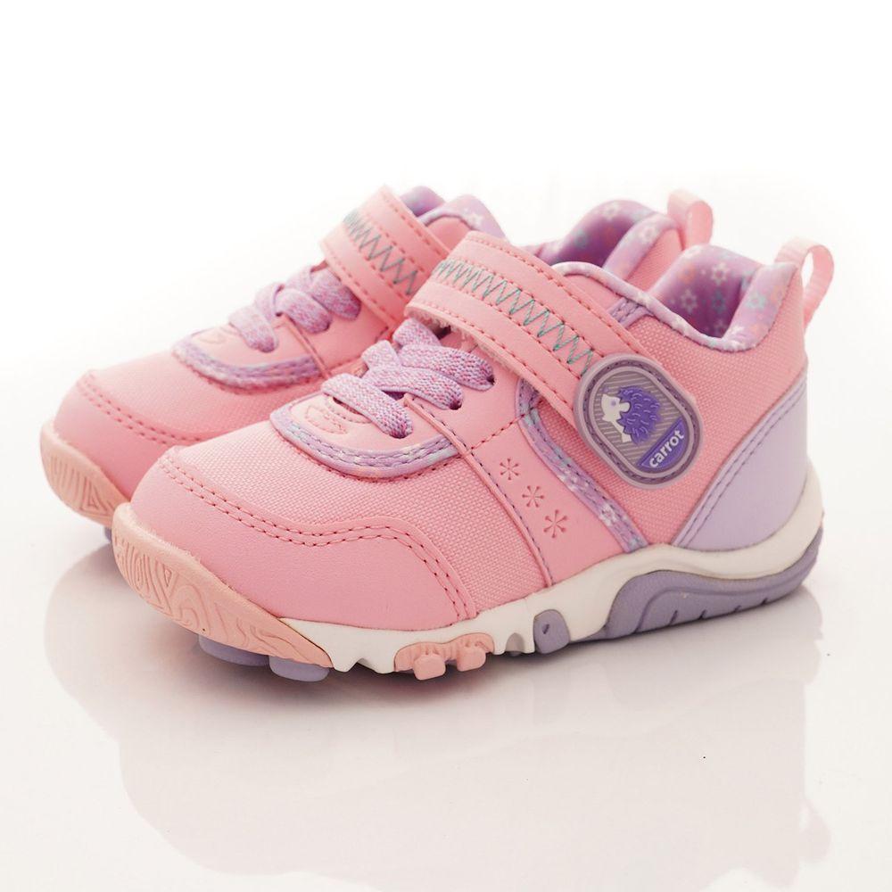 Moonstar日本月星 - 機能童鞋-速乾公園鞋款(中小童段)-粉