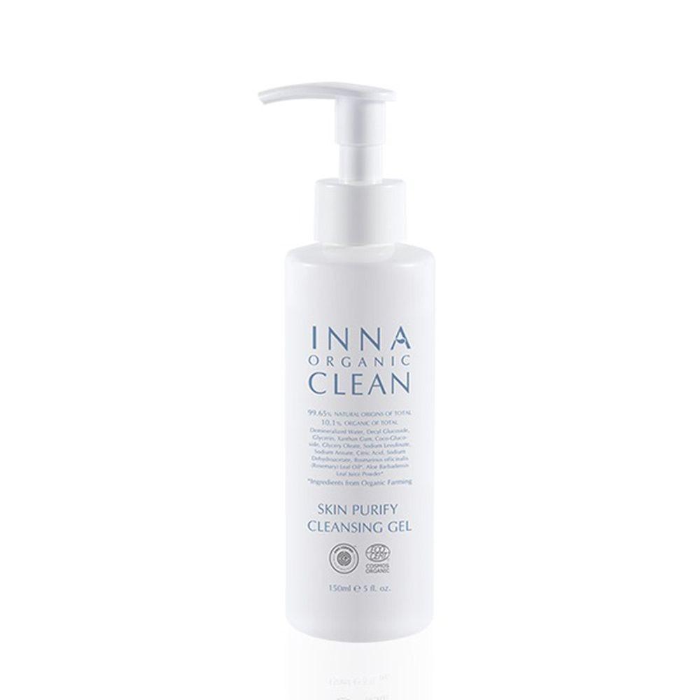 童顏有機Inna Organic - 純真輕顏洗卸凝露-150ml