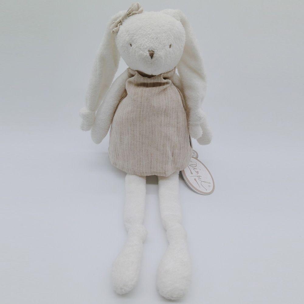 比利時 Dimpel - 直條裙兔兔 (30cm)