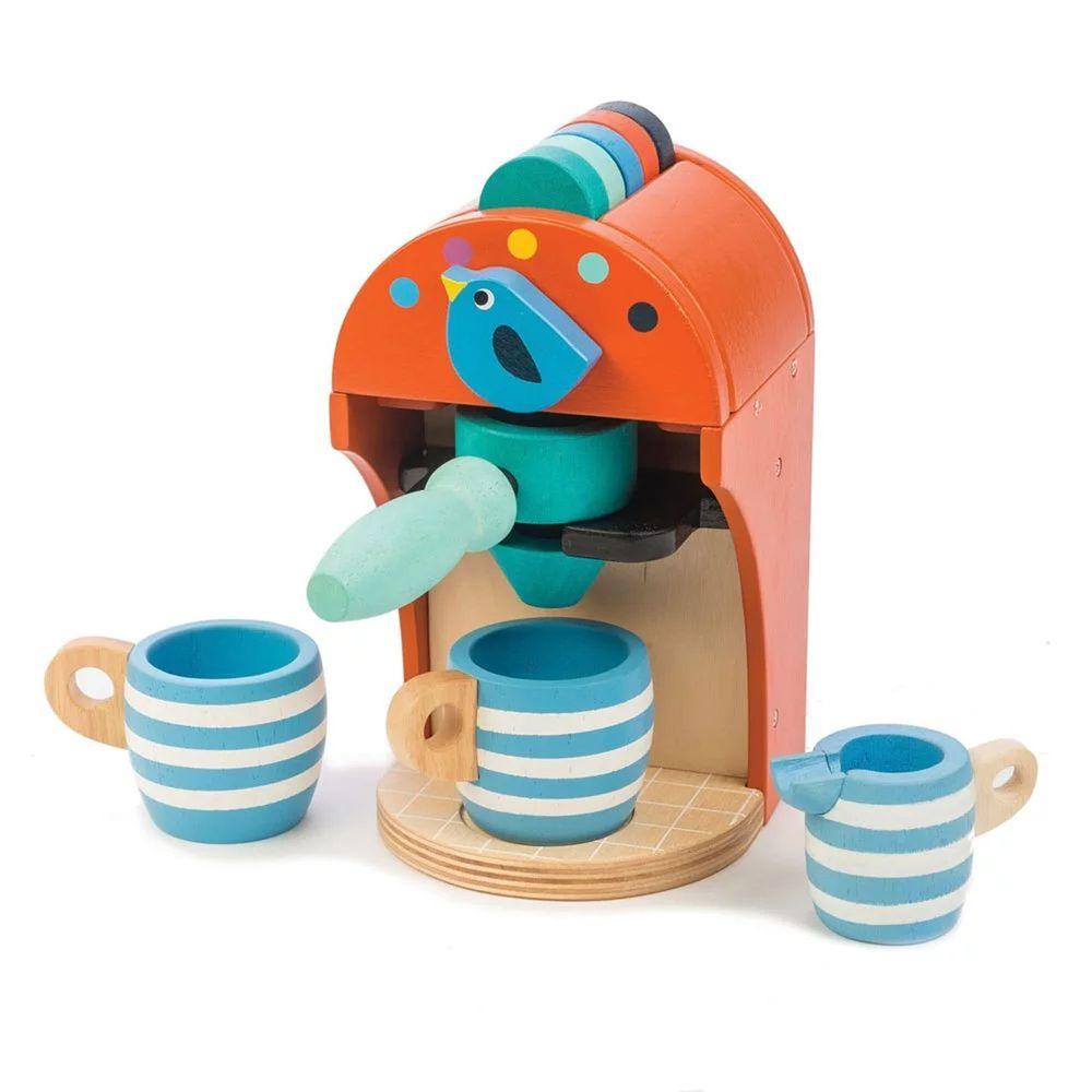 美國 Tender Leaf Toys - 幸福濃縮咖啡機