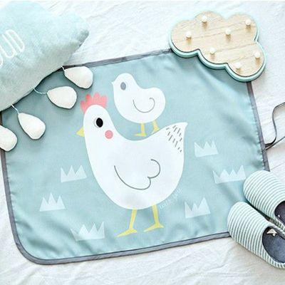 磁吸式三層遮陽簾-雞寶寶