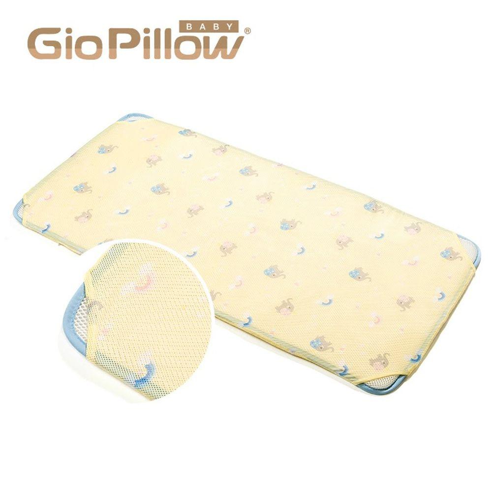 韓國 GIO Pillow - 智慧二合一床套-派對小象 (M號)