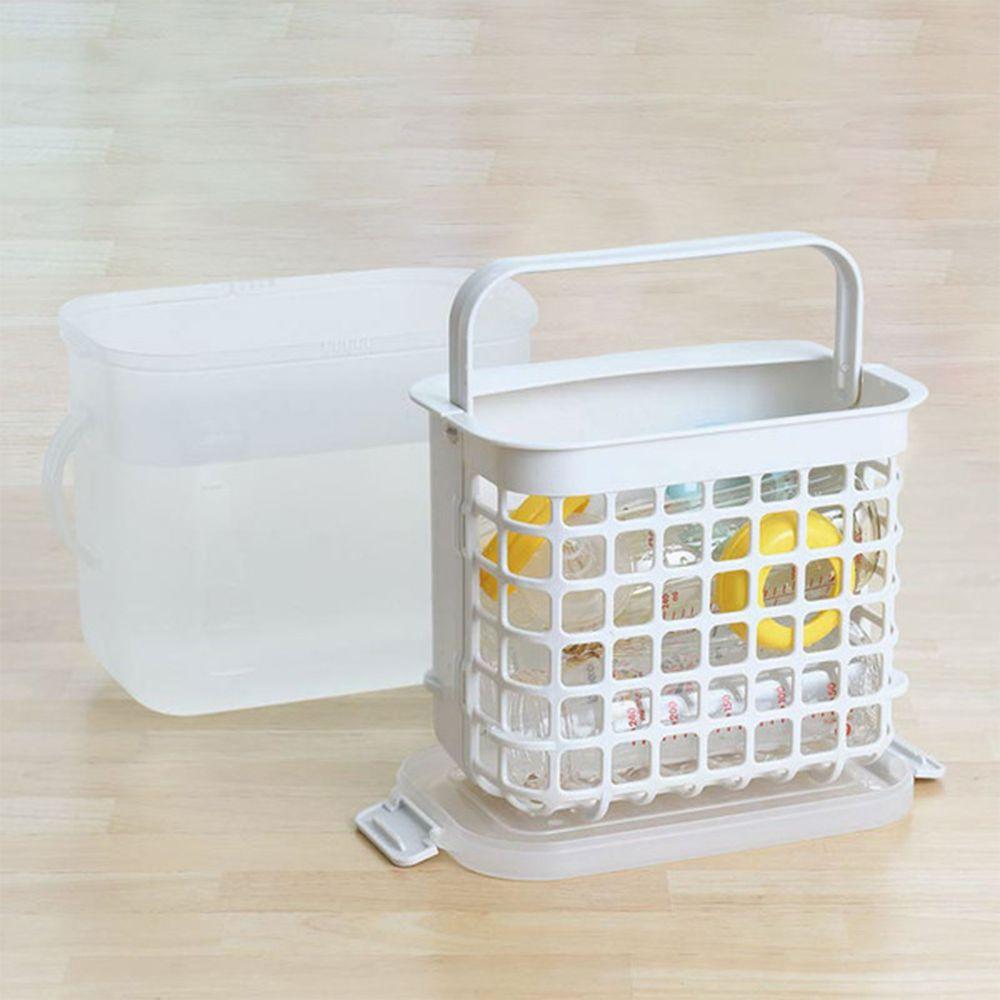 akachan honpo - 3WAY奶瓶消毒盒