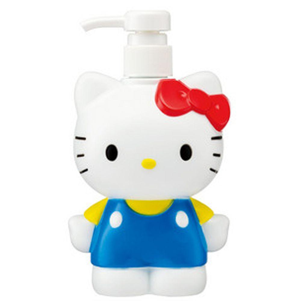 日本 SKATER 代購 - 卡通按壓瓶-Hello Kitty-550ml