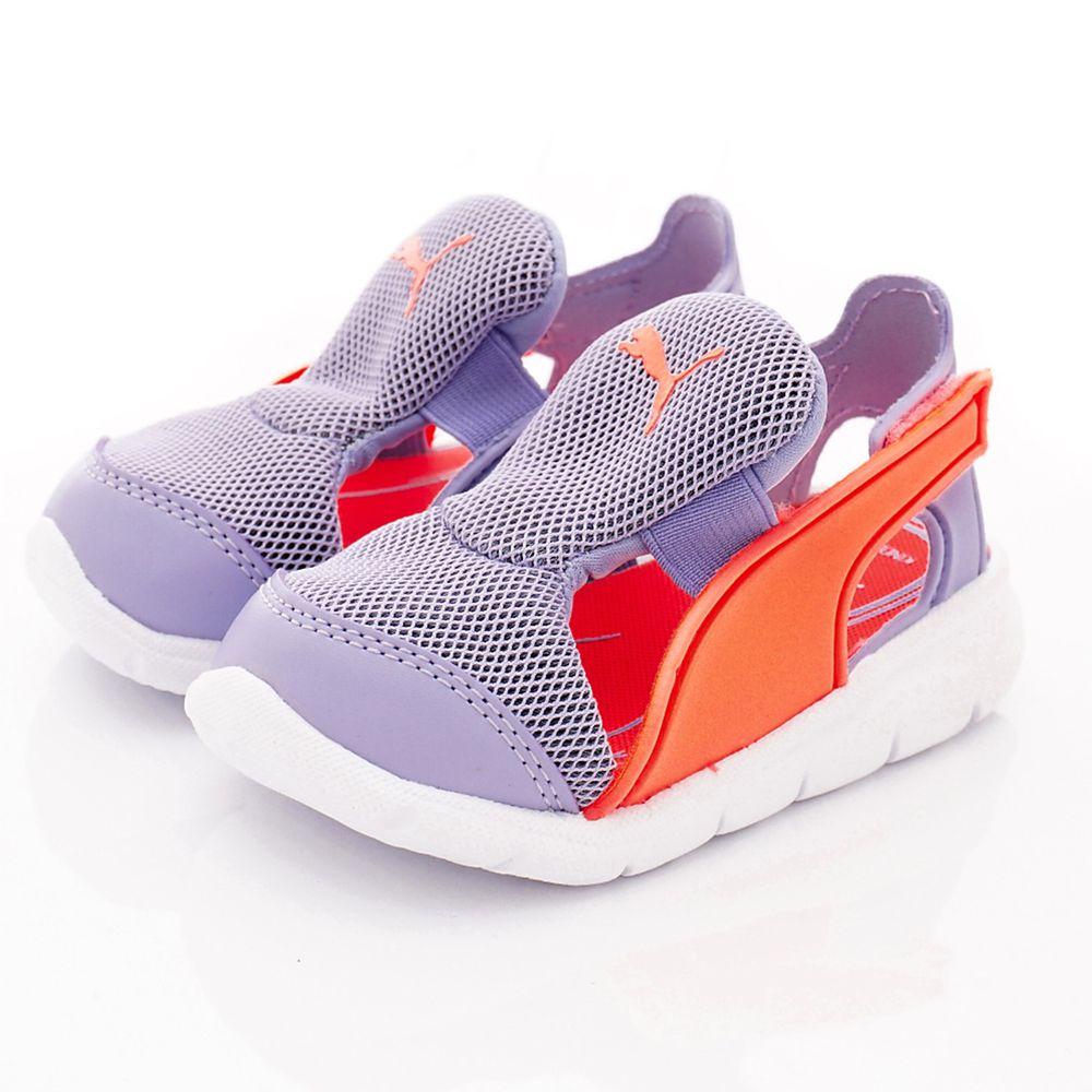 puma - PUMA童鞋-輕量運動涼鞋款(小童段)-紫