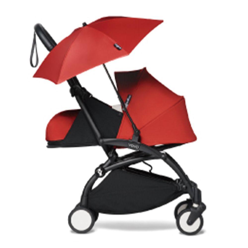 法國BABYZEN YOYO+ - 陽傘-紅