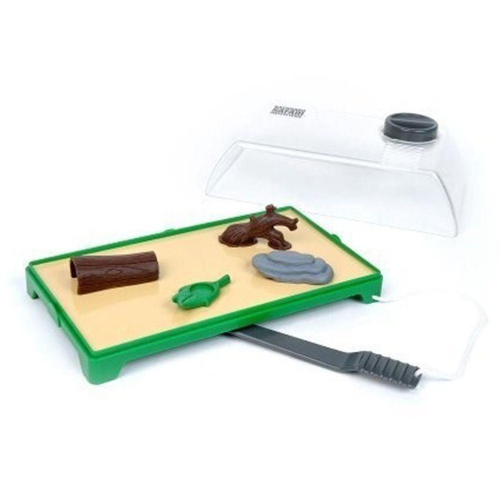 美國 Backyard Safari - 小小探險家-移動式昆蟲棲息觀察箱