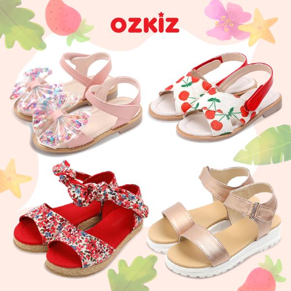 現貨涼鞋 ✧ 正韓 Ozkiz 專櫃涼鞋 / 公主鞋